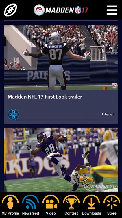 LaunchDay - MADDEN NFL EDITION screenshot-4