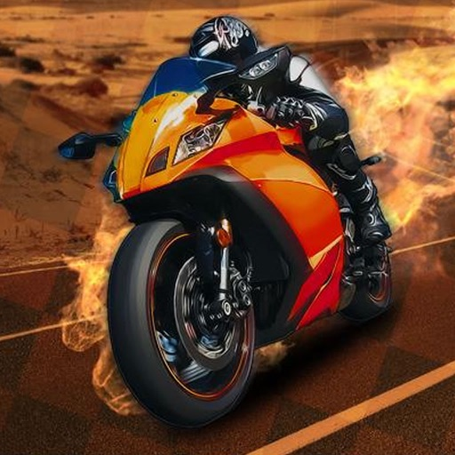 A Rivals Race Motorcycle - Action Games
