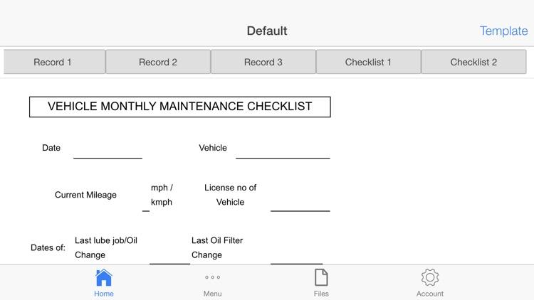 Car Maintenance Planner screenshot-3