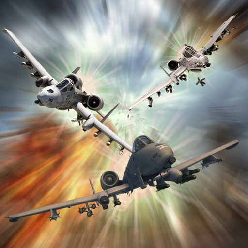 Aircraft Of Racers World - Amazing Flight Simulator Airforce