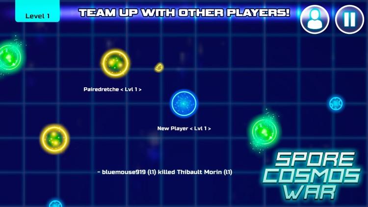Spore Cosmos War screenshot-4