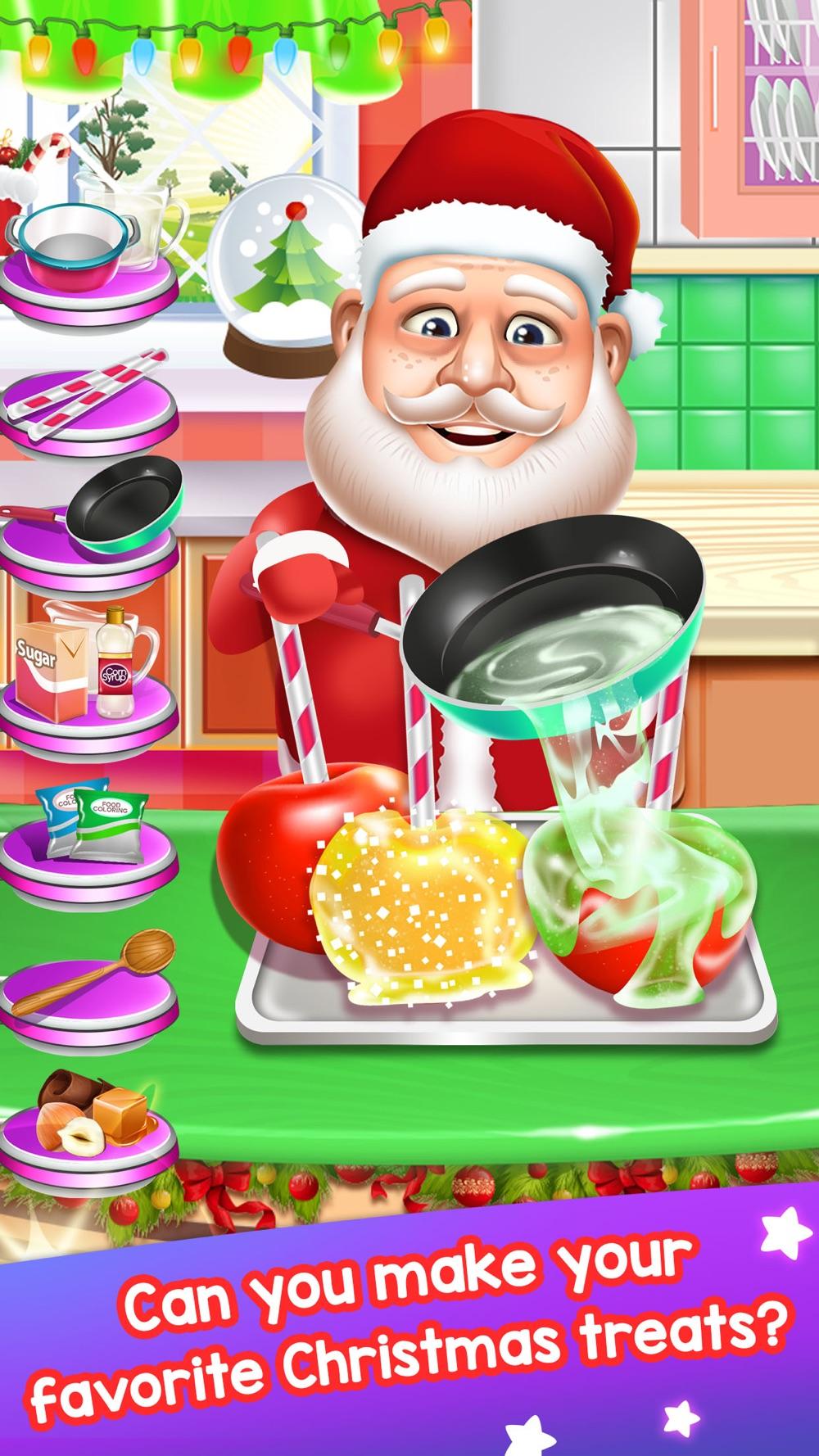 Santa Food Maker Cooking Kid Games (Girl Boy) hack tool