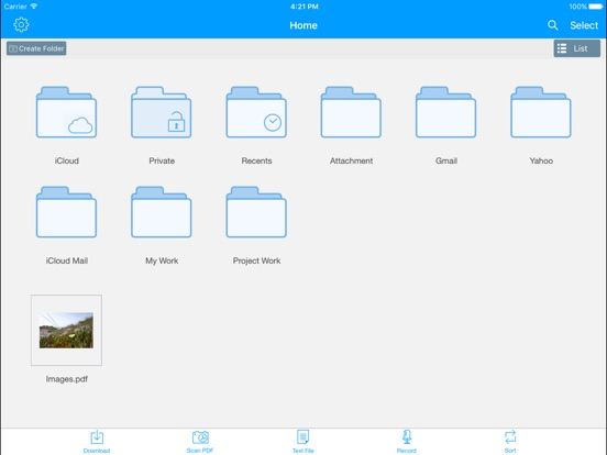 File Pro - Easy Files & PDF Screenshots