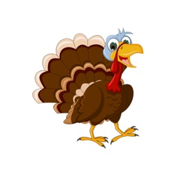 Thanksgiving Day Cute Stickers for iMessage