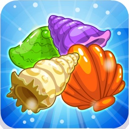 Ocean Crush Harvest: Match 3 Puzzle Free Games