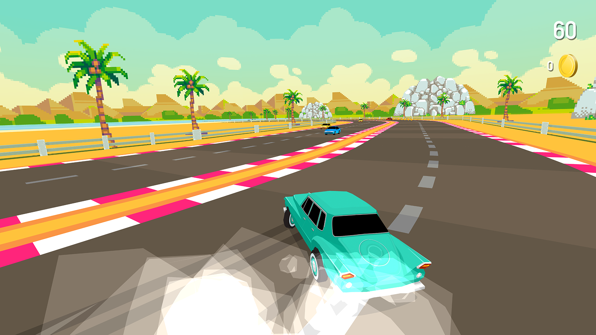 Thumb Drift GT-V screenshot 4