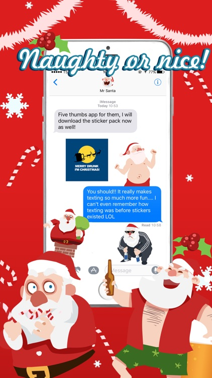 Shocking Santa Free - Santa Claus Gone Bad screenshot-3