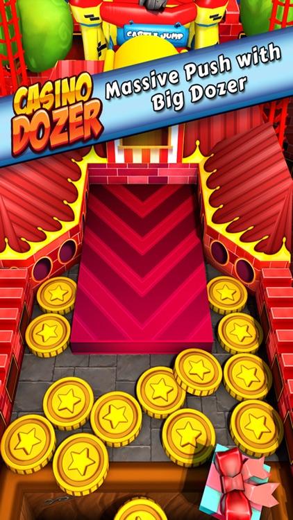 Vegas Casino Dozer - FREE Coin Pusher Game! screenshot-3