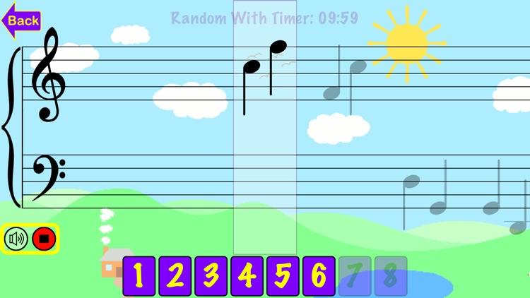 Master in a Minute - Music note trainer. screenshot-4