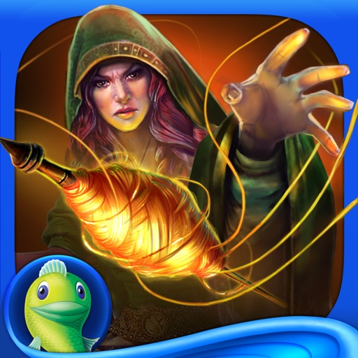 Living Legends: Bound by Wishes - A Hidden Object Mystery (Full) icon