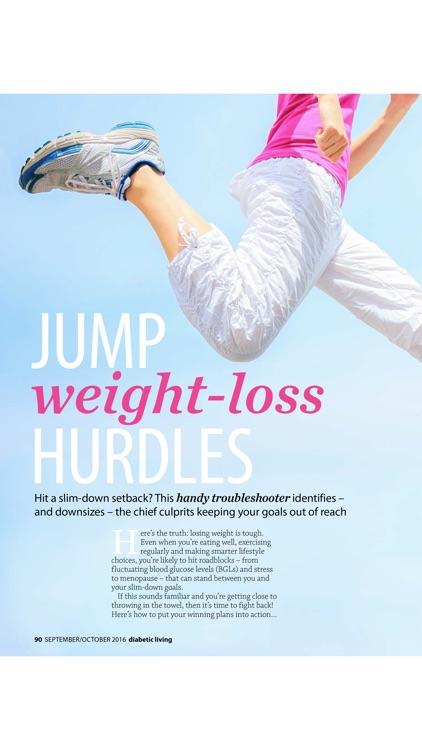 Diabetic Living Magazine screenshot-3