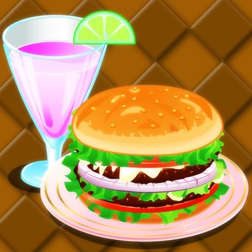 小呆呆做汉堡包 icon