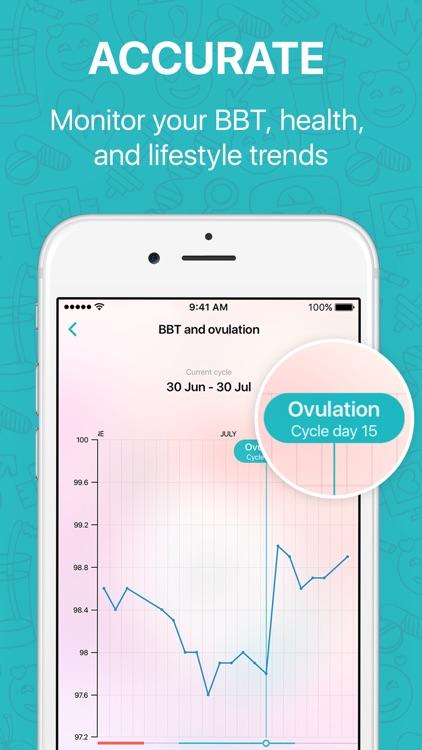 OW Ovulation Tracker: Ovulation & Period Tracker screenshot-4