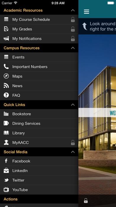 Aacc Main Campus Map.Aacc Mobile Apprecs