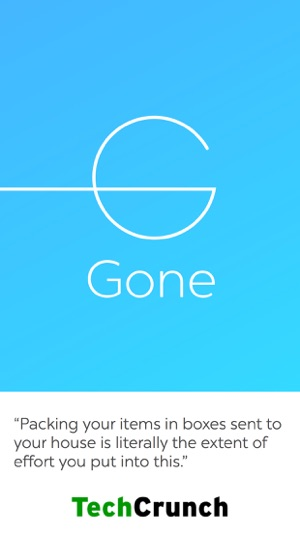 Gone Sell Easy And Fast On The App Store