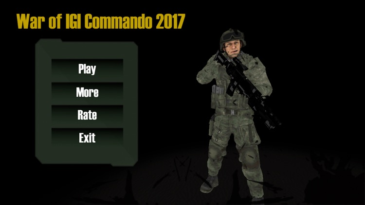 War Of IGI Commando 2017 screenshot-4