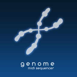 Genome MIDI Sequencer
