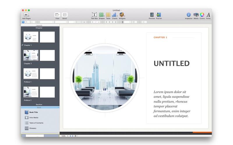 Books Expert - Templates for iBooks Author Screenshots