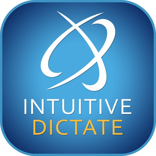 Intuitive Dictate