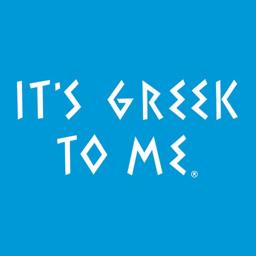 It's Greek To Me