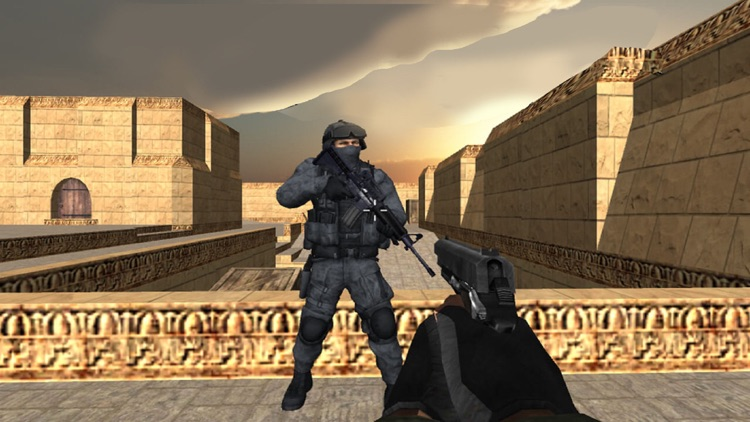 Commander Attack Strike: Commander Duty
