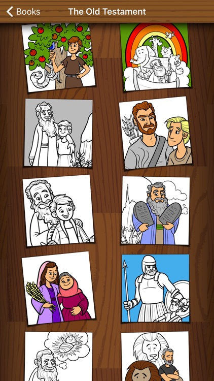 LDS Coloring Book Deluxe