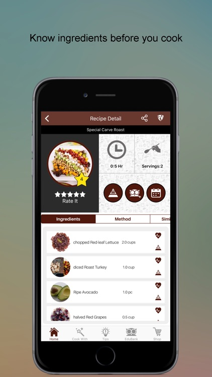 Barbeque and Grill SMART Recipes screenshot-3