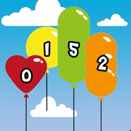 Baby Balloons Kids Games
