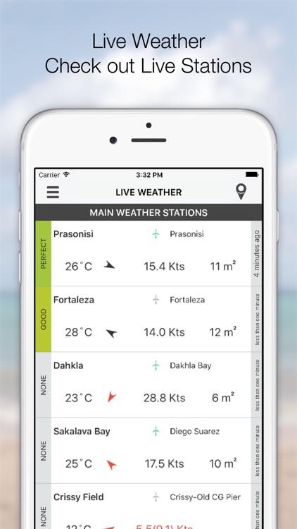 KiteSpotter -Kitesurf Forecast