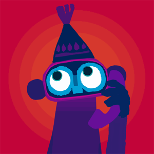 Hat Monkey -  for kids to sing, play and have fun app