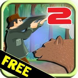 Hunting Animal Games: Sniper Deer Hunter Shooting Game 2