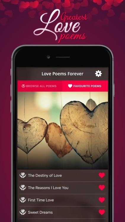 **Love Poems Forever**