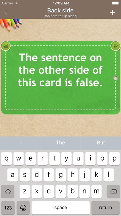 FlipCards - Flashcard app for memory training screenshot-4