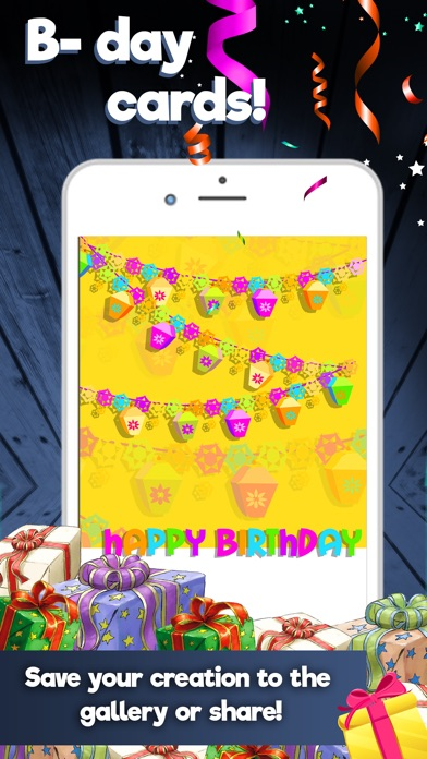 Happy Birthday Cards Maker Create Best Free ECards And Invitations 4