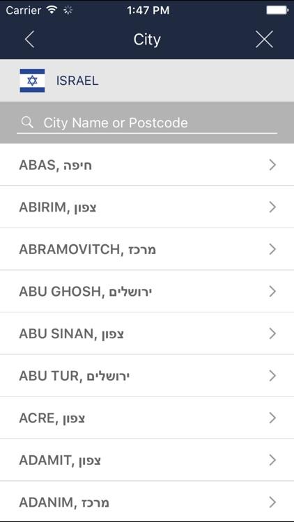 BringGo Israel screenshot-4