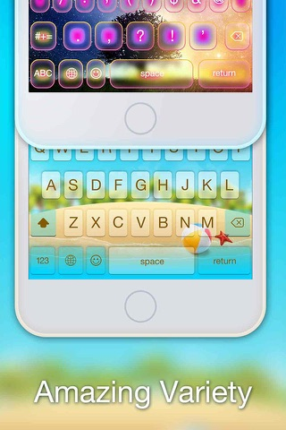 YeahKeys - Customize your keyboard screenshot 3