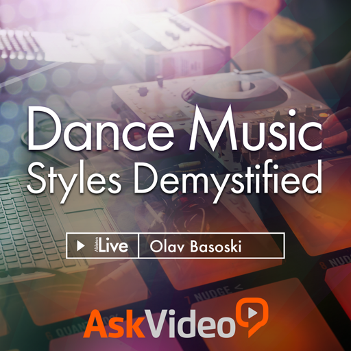 Dance Music Styles Course For Live