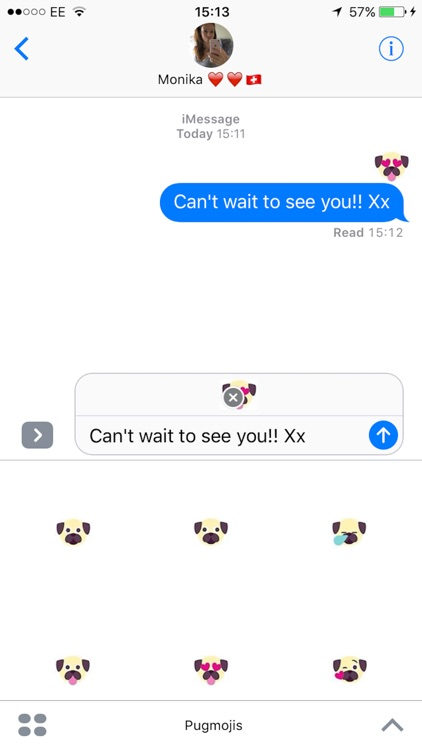PugMojis screenshot-0