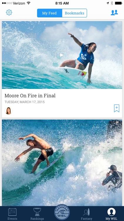 World Surf League screenshot-3