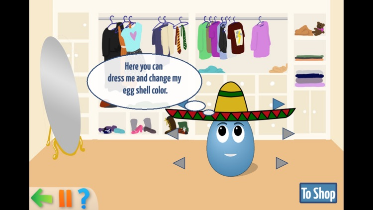 Dragon Egg — Kindergarten Game for Early Learners screenshot-4