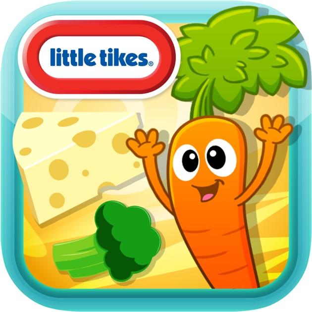 Little Tikes Interactive Kitchen Food