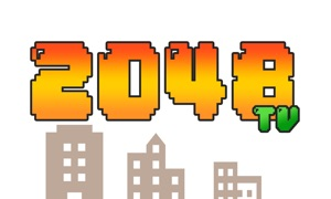 2048 tv - Play game on TV