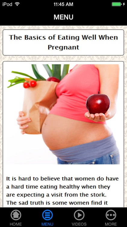 How to Eat a Balanced Diet While Pregnant Guide & Tips for New Mom!