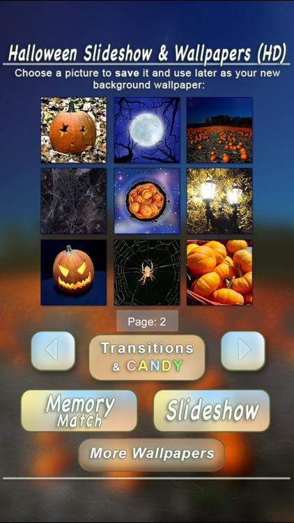 Halloween - Slideshow & Wallpapers screenshot-4