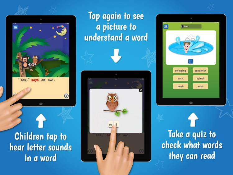 PocketPhonics Stories (full edition) screenshot-3