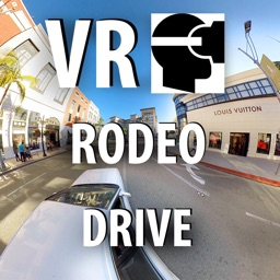 VR Rodeo Drive Beverly Hills Car Virtual Reality