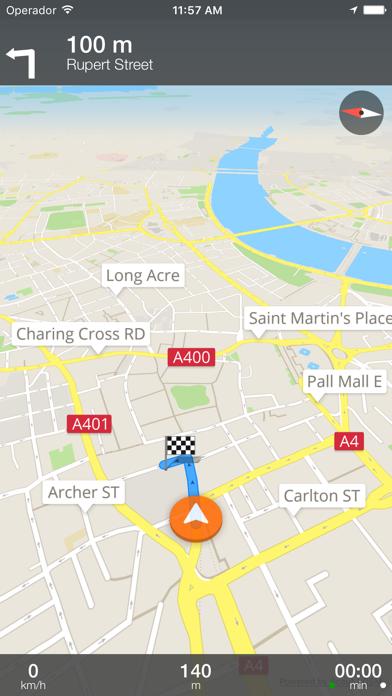 Santiago de Queretaro mapa offline y guía deCaptura de pantalla de1