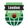 CREOSTORM MOBILE INTERNATIONAL LIMITED - イギリスロンドン電車地下鉄オフラインマップ、トラベルガイド, BeetleTrip London travel guide and offline city map アートワーク