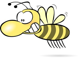 Fun Bees for iMessage