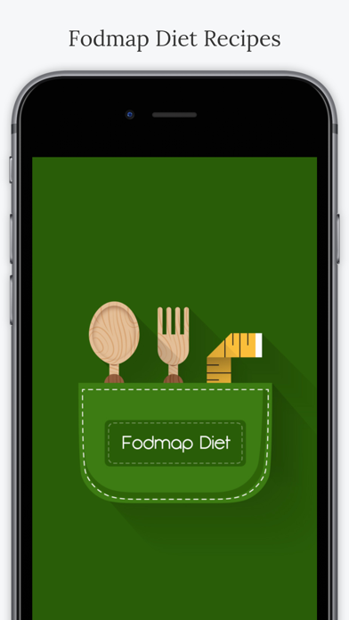 FODMAP Diet screenshot one